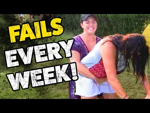 Funny videos - FAILS EVERY WEEK #1  Funny Fail Compilation  March 2019