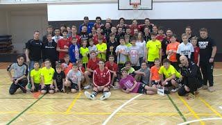 Náhled - Florbalové družstvo Tatran Střešovice trénovalo s mohelnickými hráči