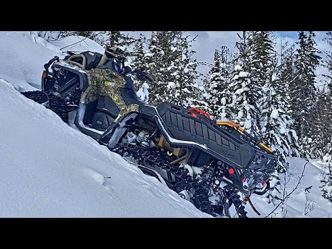 We Take The 6x6 To The Mountains!! (видео)