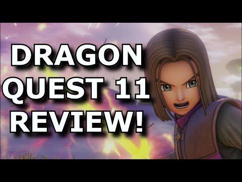 Dragon Quest XI Review! Super HARD RPG Fun? (PS4)