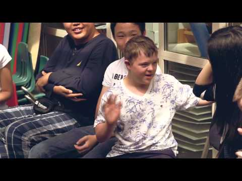 Watch video Unleashing the UPside of Down Syndrome