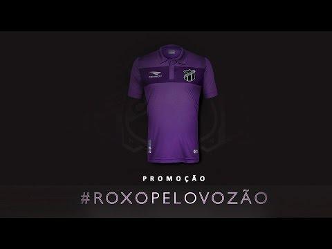 Promoção #RoxoPeloVozão