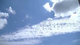 TIMELAPSE SKY 8H ACCELERATION !!! FULL HD [1080p]