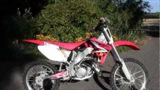 1. Honda CR 125 Review+Riding