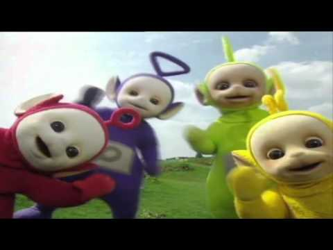 TELETUBBIES SCREAMER