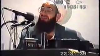 Cübbeli Ahmet Hoca İnşallah Demek Lazım Müthiş Vaaz! 8.Eylül.1992