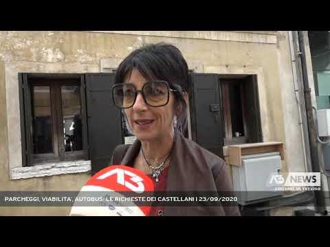PARCHEGGI, VIABILITA', AUTOBUS: LE RICHIESTE DEI CASTELLANI | 23/09/2020