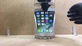 iPhone 7 & 7 plus water resistant test in Soda, Coffee & Fresh water fully submerged for at least 5 minutes.   A full test using paint thinners, hot coffee, detergent, cola, salt water & more is here https://youtu.be/93q6GPyhGm4Apple have confirmed it meets the IP67 standard as explained below.iPhone 7 is certified with an IP67 rating,  it is fully protected from dust (6) and can also withstand being submerged in 1m (about 3.3 feet) of static water for up to 30 mins (7).