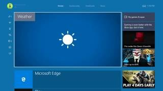 MSN Weather UWP Xbox One Latest Preview Build, like it says in the title. July 21st 2016 Another new app today, the daily motion...