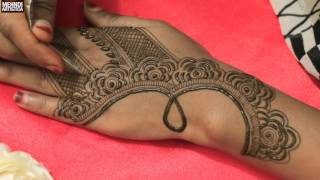 New Floral Arabic Mehndi Design for Hands 2017  Creative Stylish Henna MehendiClick For Best Mehndi CONES http://amzn.to/2bTRcqaLIKE My FB http://www.facebook.com/MehndiArtisticaMehndi Book http://amzn.to/2bTRcqaClick For Indian Bridal Saree/Wedding Sarees : http://goo.gl/CWw20Mehndi, the ancient art of painting on the skin with henna, beautifies the body, rejuvenates the spirit, and celebrates the joys of creativity and self-expression :)