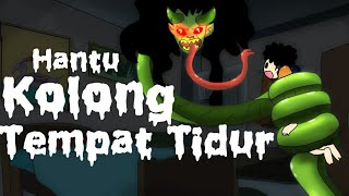 Video Kartun Lucu - Hantu Kolong Tempat Tidur - Kartun Horor MP3, 3GP, MP4, WEBM, AVI, FLV November 2018