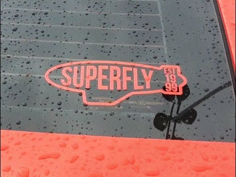 Superfly Akron crusin + classic muscle = Summit motor sport park! 2018