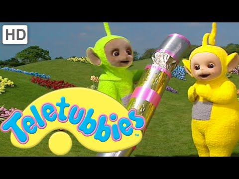 Teletubbies: Christmas Crackers - HD Video