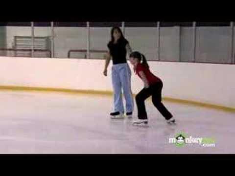 Ice Hockey Skating Drills