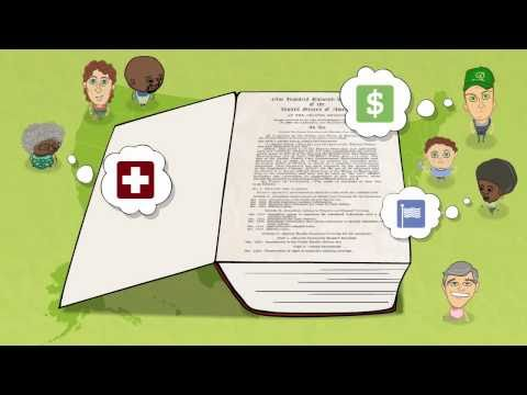 health insurance - http://healthreform.kff.org/the-animation.aspx Health care reform explained in