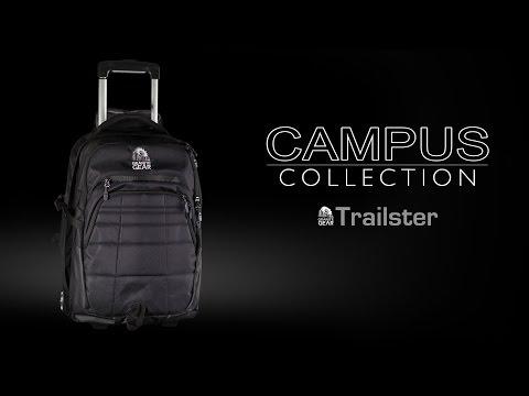 Відео огляд сумки-рюкзак Granite Gear Trailster Wheeled 40 Black