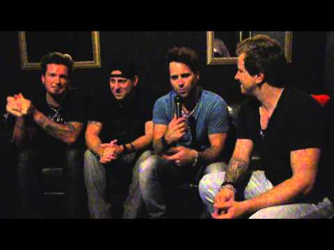 WATCH: Interview with Parmalee