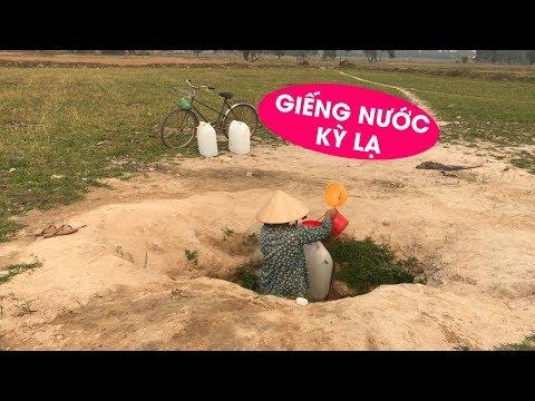 Giếng nước kỳ lạ có một không hai giữa cánh đồng ở vùng đất khát An Giang - Thời lượng: 3 phút, 35 giây.