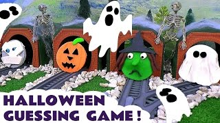 Halloween Guessing Game