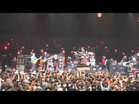 jam - Pearl Jam - Rockin' In The Free World 2013-11-29 Live @ Moda Center, Portland, OR.