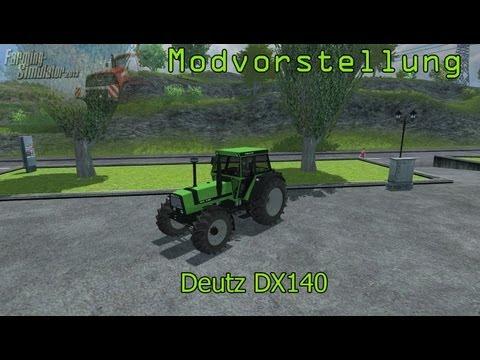 Deutz DX140 v2.0 MoreRealistic