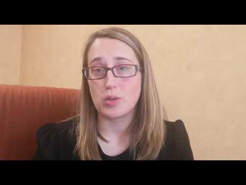 Cristina Vega Morán nos cuenta el cambio realizado...