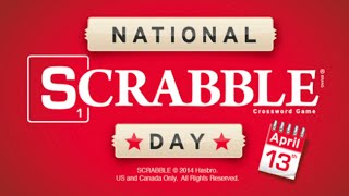 National Scrabble Day!