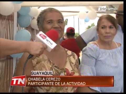 Actividad del MIES mostró el Guayaquil antiguo y moderno