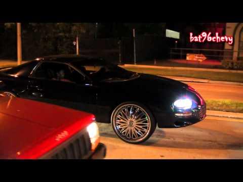 Chevy Camaro on 24