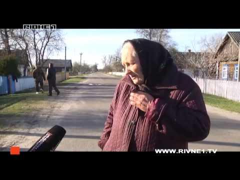 У Дубровицькому районі повісилась дівчинка  - підліток [ВІДЕО]