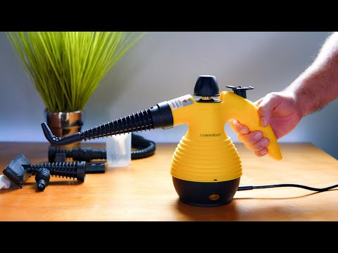 Comforday - Multi-Purpose Steam Cleaner - Review