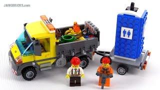 Video LEGO City 2015 Service Truck review! set 60073 MP3, 3GP, MP4, WEBM, AVI, FLV Agustus 2018