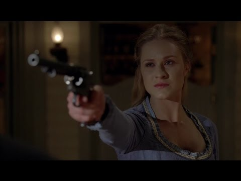 Dolores Kills (SPOILER) - FINAL SCENE WESTWORLD SEASON 1