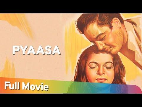 Pyaasa | Guru Dutt | Mala Sinha | Waheeda Rehman | Old Classic Bollywood Movie