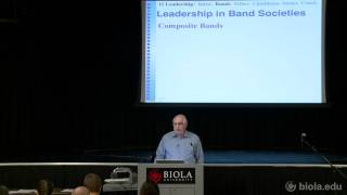 [ANTH 200] Who Should We Follow? Leadership in Societies - Doug Hayward