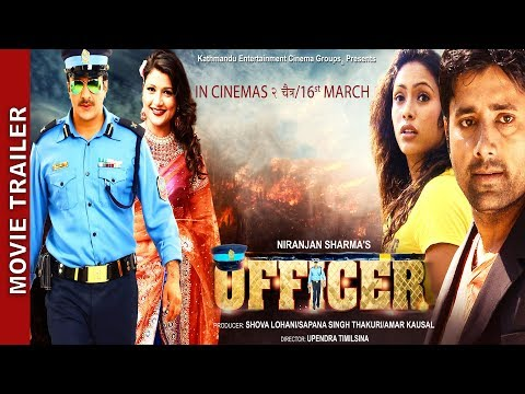 (New Nepali Movie | Officer | Official Trailer | Latest Movie 2074 ...99 sec.)
