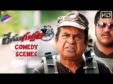 Race Gurram Comedy Scenes - Brahmanandam funny frustration - Allu Arjun - Kill Bill Pandey