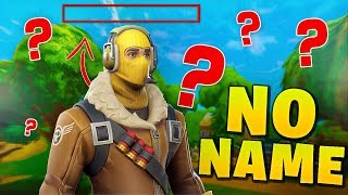 Download Lagu Playing Fortnite with NO NAME - Fortnite Funny Moments Mp3