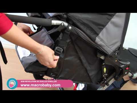 MacroBaby - Bob Revolution SE Duallie Stroller