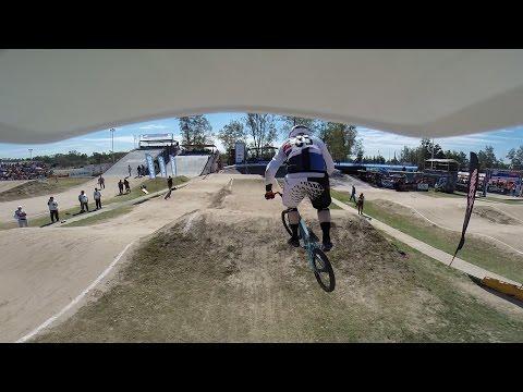 UCI BMX Supercross 2014 Santiago del Estero: GoPro Anthony Dean