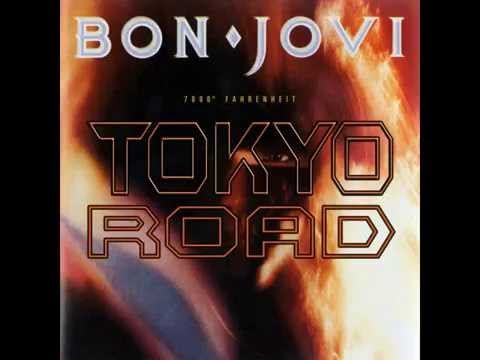 BON JOVI - Tokyo Road (audio)