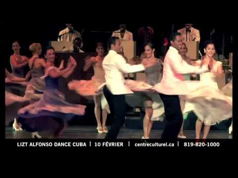 Litz Alfonso dance cuba