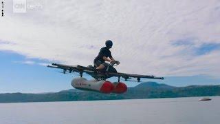 السيارة الطائرة.. حقيقة بعد حلم