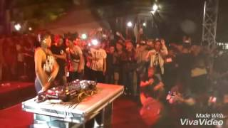 dj yasmin live banclouth serang banten