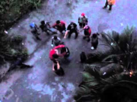 Pergaduhan di Kg Pandan, Angsana HIlir Kondominium..