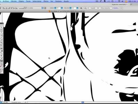 Vectorización en Illustrator