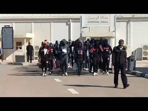 Λιβύη: Εθελοντικός επαναπατρισμός μεταναστών