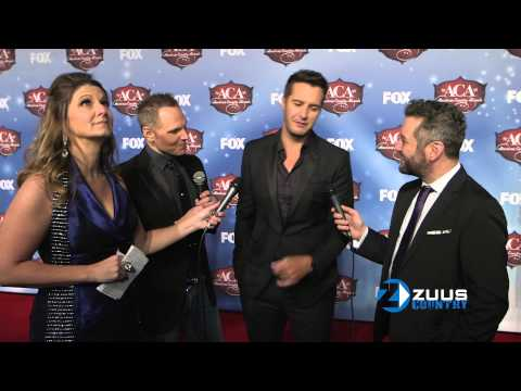 Luke Bryan ACA interview