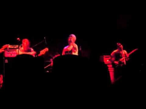 Cold War Everyday - Live @ Göttingen Lumiere 19.03.2016