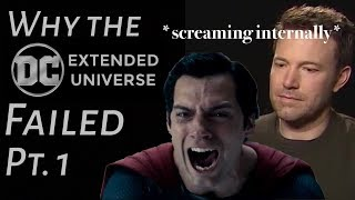Video Why the DCEU Failed: Pt.1 Man of Studio Interference MP3, 3GP, MP4, WEBM, AVI, FLV Oktober 2018